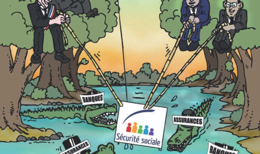 """Sauvons notre """"sécu"""" ! – Le Journal des employés & cadres n°136"""